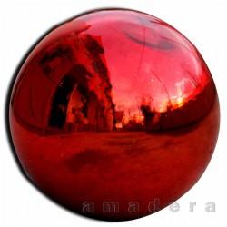 Boule déco verre soufflé