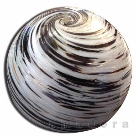 Boules en verre décoration