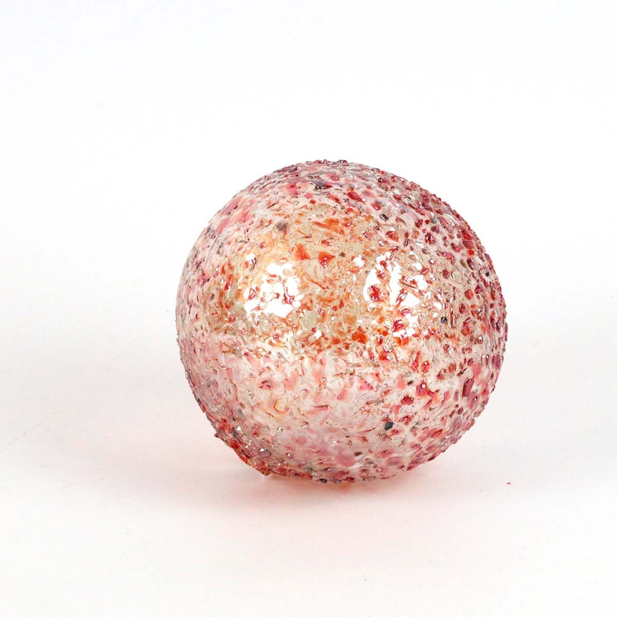 Boules déco rouges