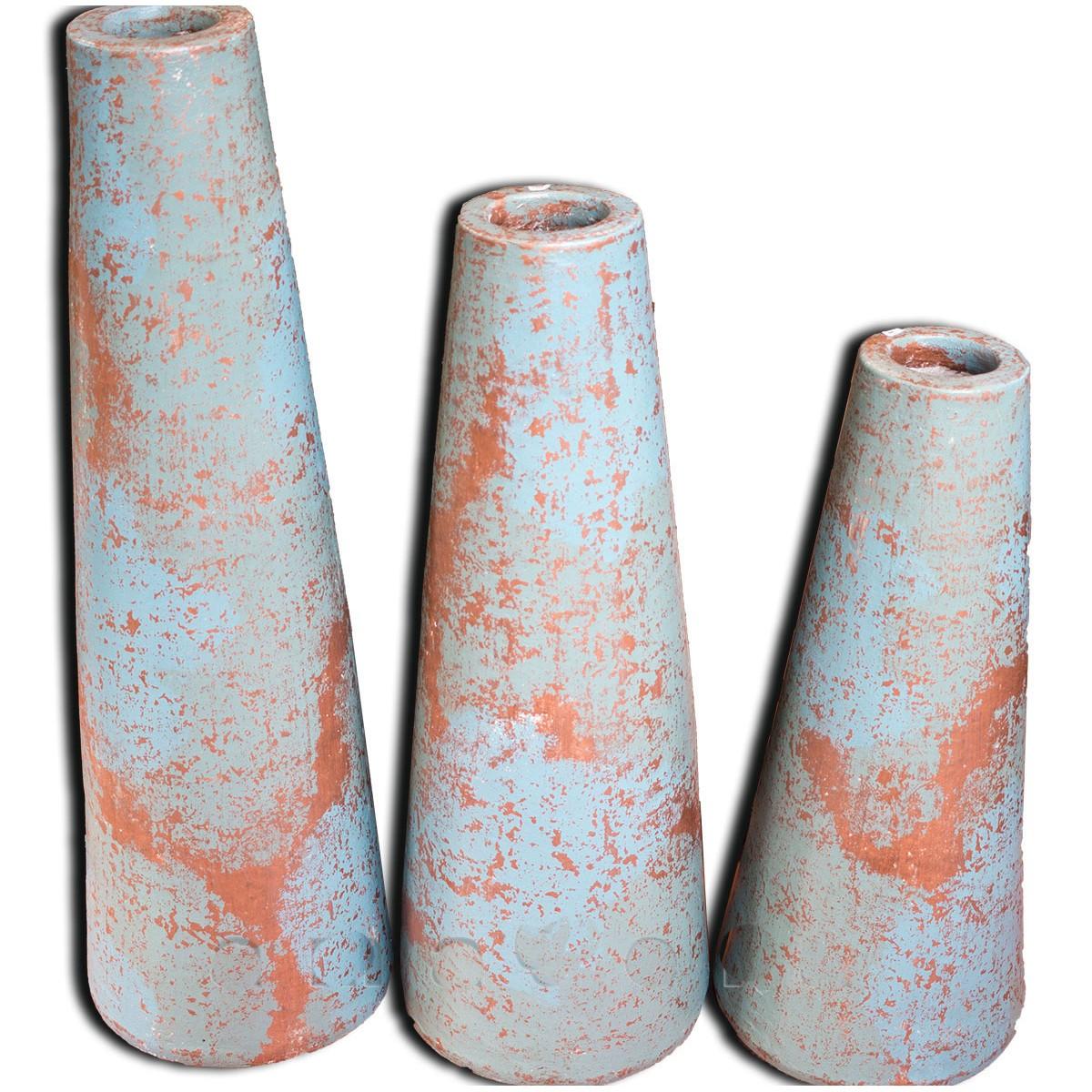 Vase terre cuite