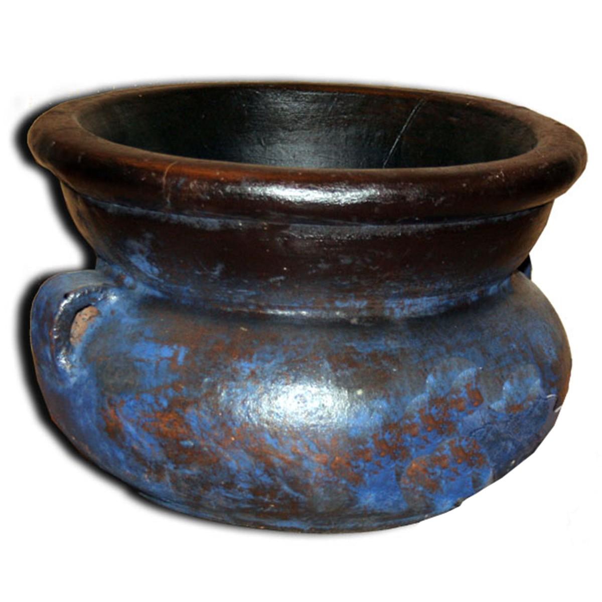 Poteries cache pots en terre cuite d corez votre maison - Cache pot terre cuite ...