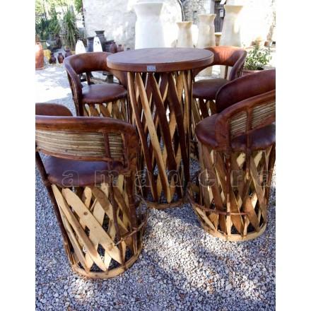 Salon de jardin mobilier mexicain