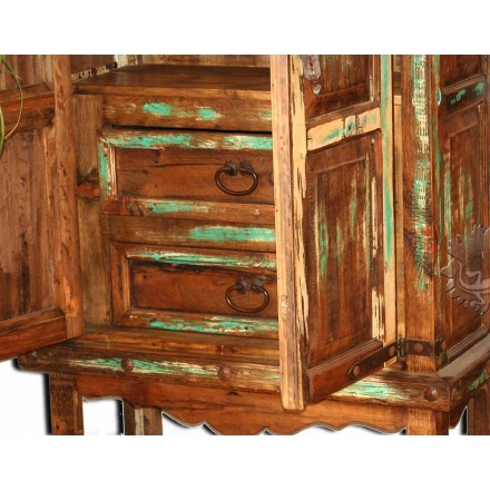 Mobilier mexicain armoire