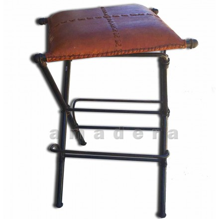 Tabouret bar mobilier mexicain