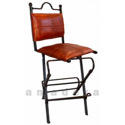 Chaise haute mobilier de bar