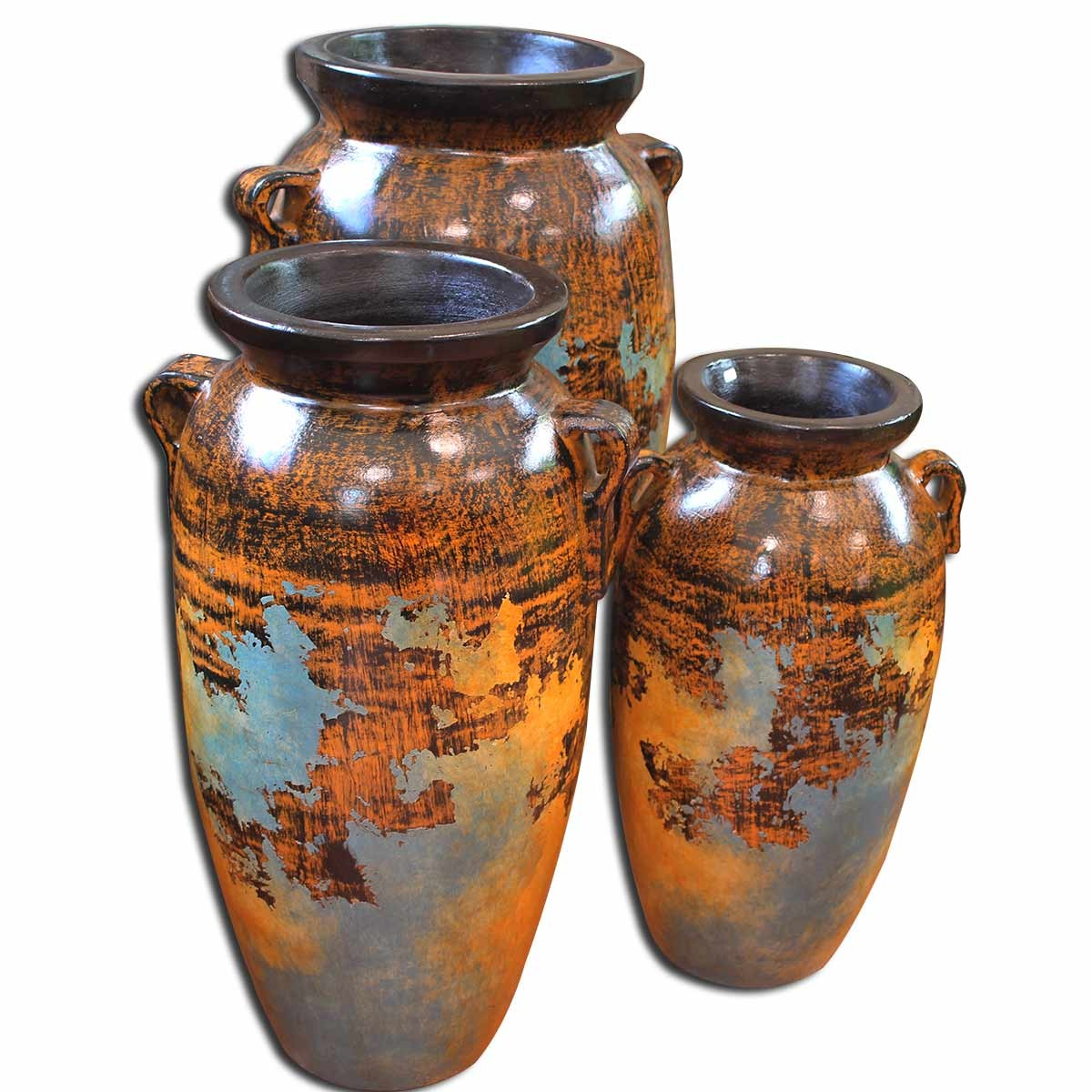 Jarres poteries déco intérieure