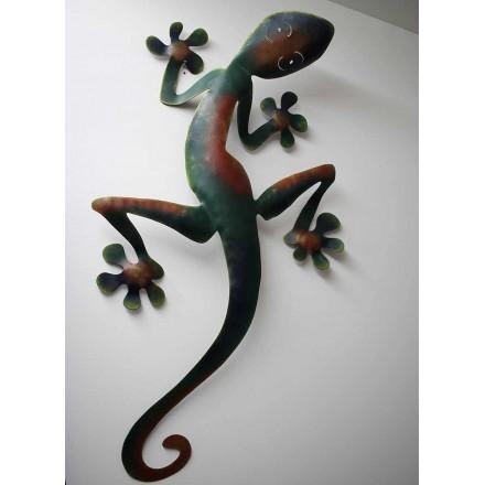 Salamandres décoration murale