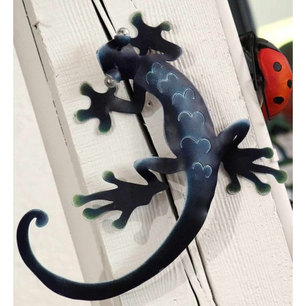Salamandre deco murale