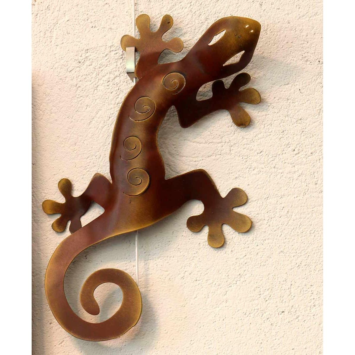 Salamandre deco mur