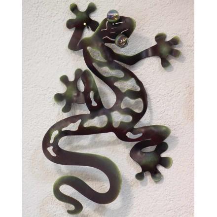 Salamandre déco extérieure