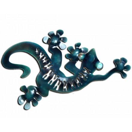 Salamandre décoration murale
