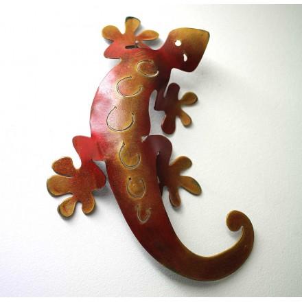 Petite salamandre déco murale
