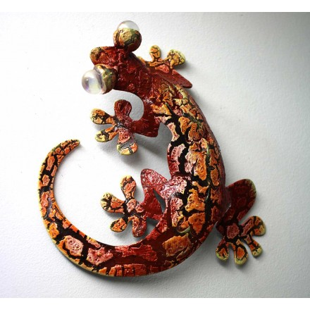 Petite salamandre deco