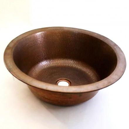 vasque encastrer en cuivre martel vier pour votre salle de bain. Black Bedroom Furniture Sets. Home Design Ideas