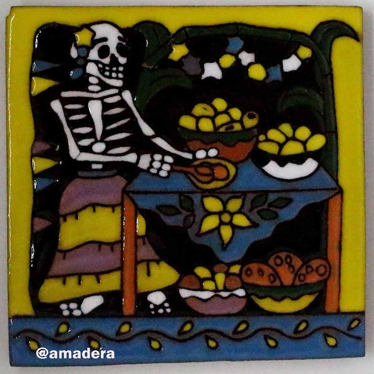 Azulejos mexicain C15D26