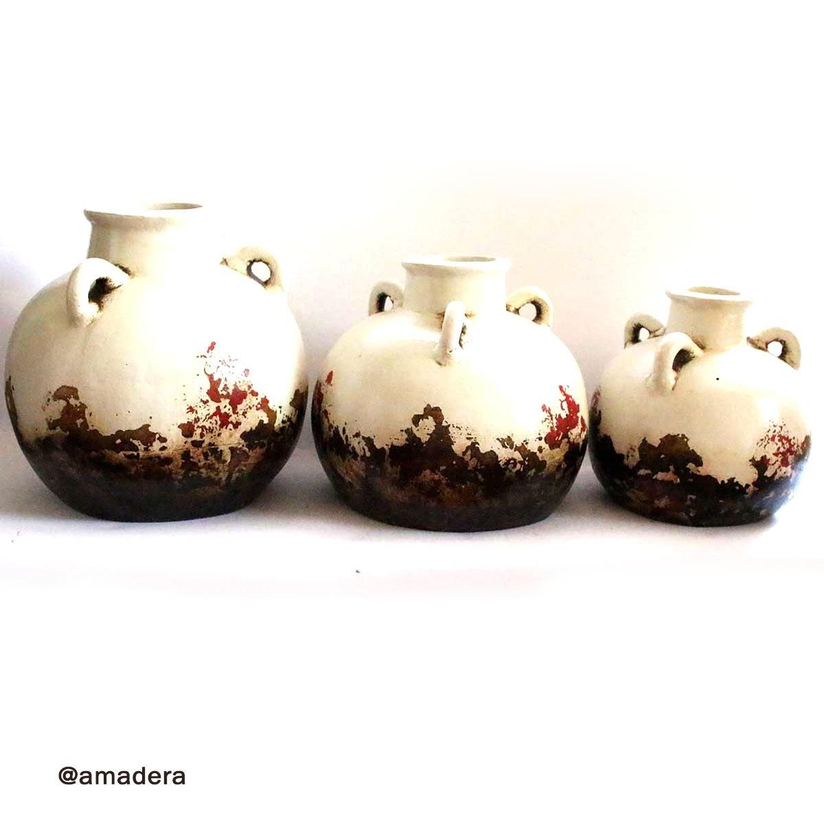 Pots decoration d'intérieur
