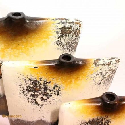 Vase carré déco d'intérieur