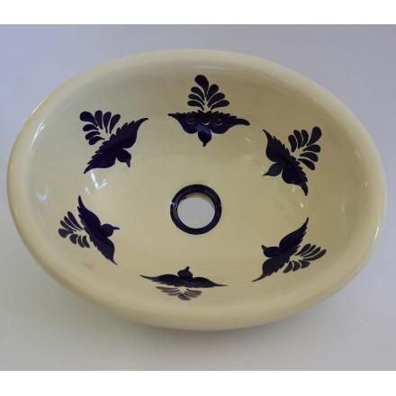 Vasque et lavabo en ceramique