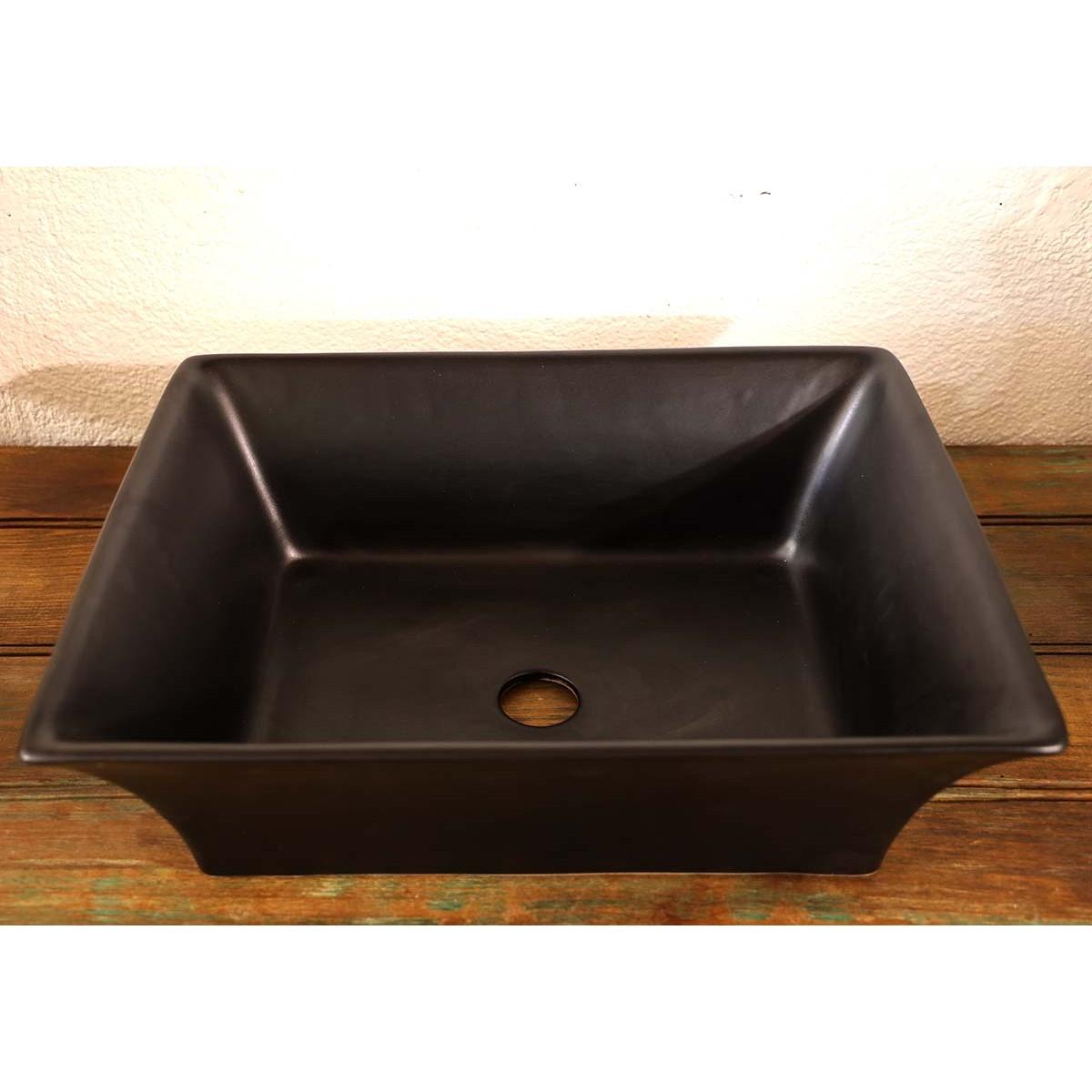 En Vasques Céramique À Poser En Vasques RjqAL354c