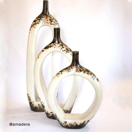 Vase poterie décoration d'intérieur