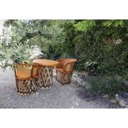 mobilier de jardin mexicain