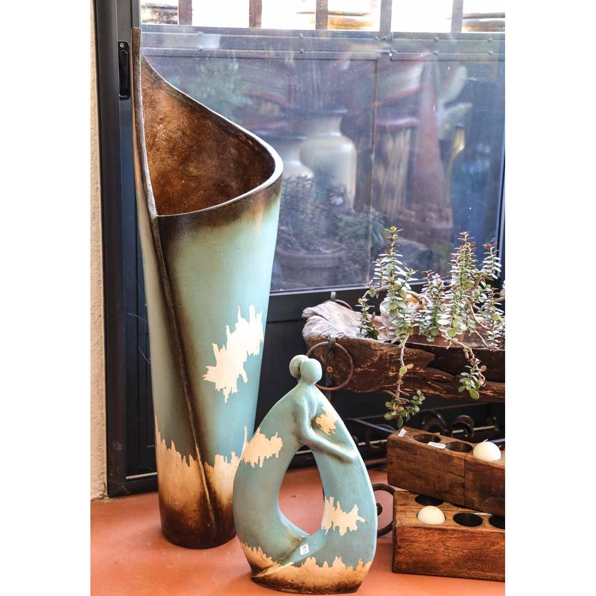 Vase moderne déco d'intérieur