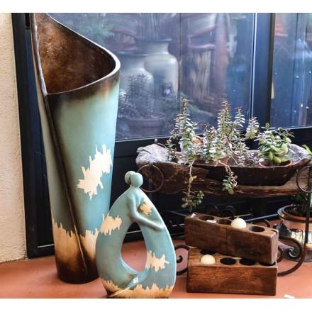 Vase moderne décoration d'intérieur