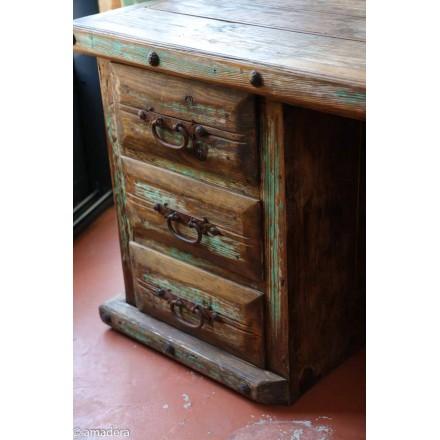 Bureau meuble artisanal