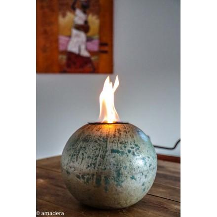 Lampe d'ambiance à l'éthanol