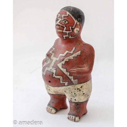 Statuettes mexicaines décoration