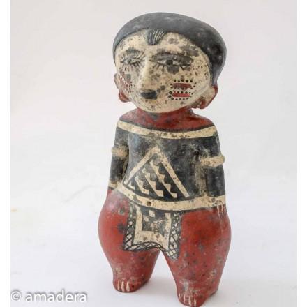 Statuettes mexicaines déco