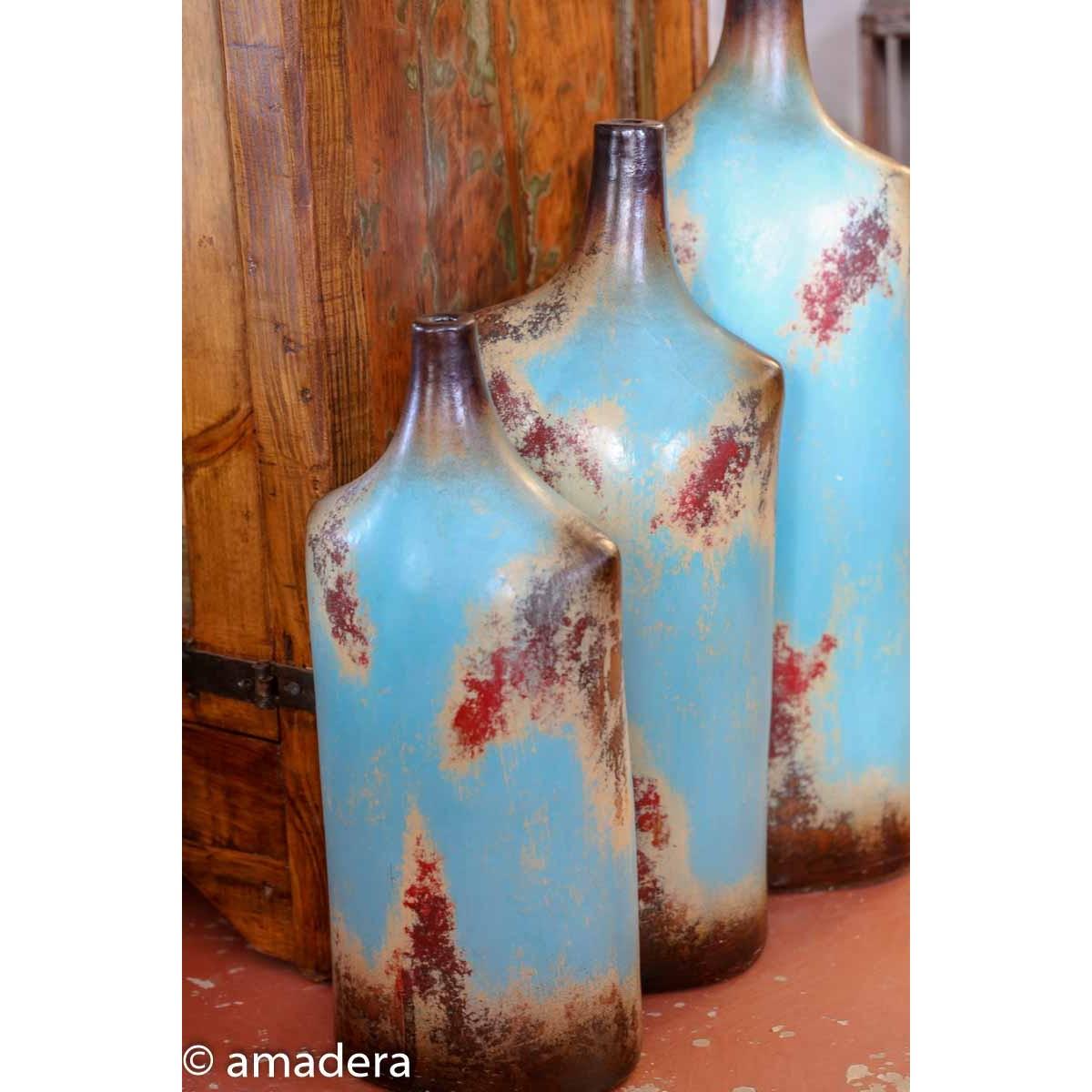 Vases poteries déco