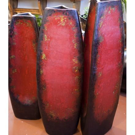 Grande poterie terre cuite déco