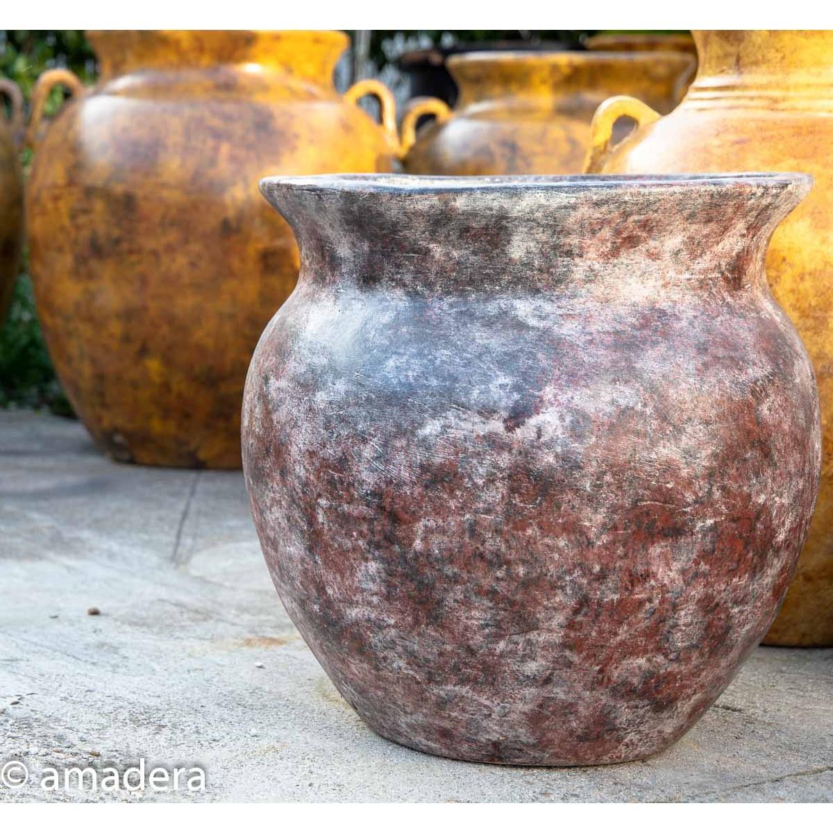 Grands pots en terre cuite
