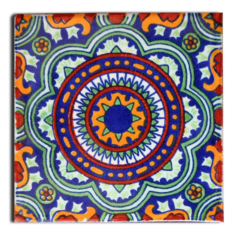 carrelage mexicain azulejos fa ence murale lumineuse. Black Bedroom Furniture Sets. Home Design Ideas