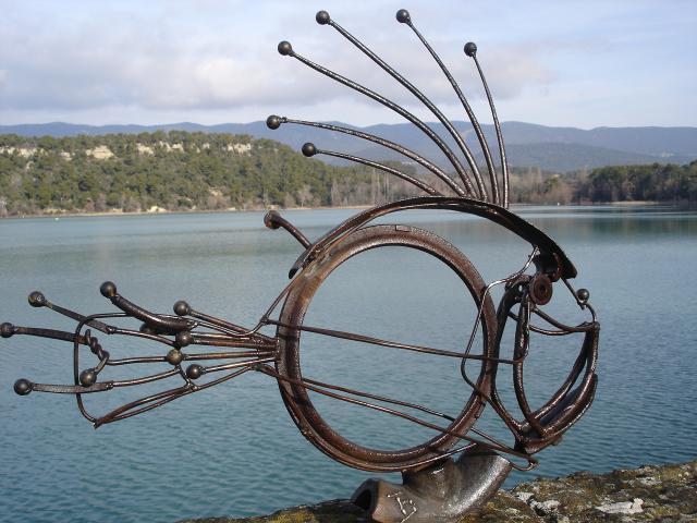Nos partenaires amadera - Sculpture metal jardin ...