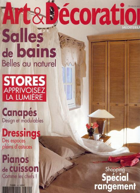 Espace presse amadera - Magazine de decoration ...