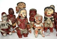 Statues décoration d'intérieur... L'artisanat mexicain